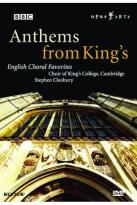 Anthem's For King's - English Choral Favorites