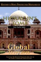 Global Treasures - Humayun's Tomb Delhi, India