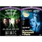 Mimic/ American Werewolf in Paris