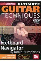 Lick Library: Ultimate Guitar Techniques - Fretboard Navigator