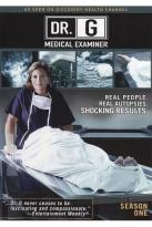 Dr. G: Medical Examiner - Season 1