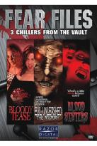 Fear Files 3 Pack