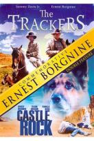 Ernest Borgnine: The Trackers/Castle Rock