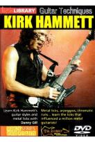 Lick Library: Guitar Techniques - Kirk Hammett