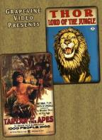 Tarzan of the Apes/Thor, Lord of the Jungle