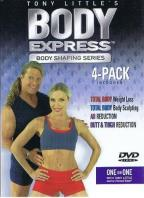 Tony Little's Body Express 4-Pack