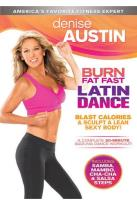 Denise Austin: Burn Fat Fast - Latin Dance