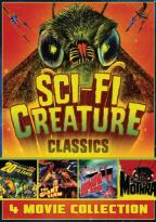 Sci-Fi Creature Classics: 4-Movie Collection