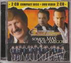 Lizarraga, German - Somos Masque Amigos: CD/DVD