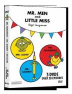 Mr. Men and Little Miss: Mr. Slow/Mr. Nonsense/Mr. Skinny
