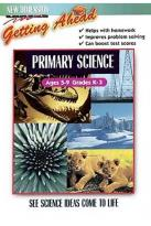 Getting Ahead - Primary Science