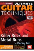 Lick Library: Ultimate Guitar Techniques - Killer Rock And Metal Runs