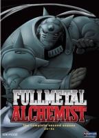 Fullmetal Alchemist - The Complete Second Season
