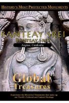 Global Treasures - Banteay Srei Banteay Srey Cambodia