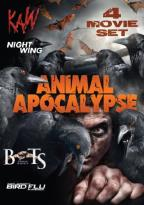 Animal Apocalypse: 4 Movie Set
