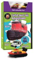 Real Wheels - Land Air And Sea Adventures