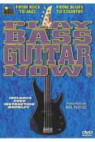 Play Bass Guitar Now!