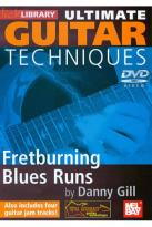 Lick Library: Ultimate Guitar Techniques - Fretburning Blues Runs