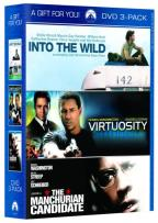 Into The Wild/ Virtuosity/ The Manchurian Candidate