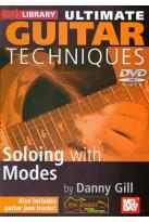 Lick Library: Ultimate Guitar Techniques - Soling With Modes