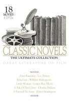 Classic Novels - The Ultimate Collection