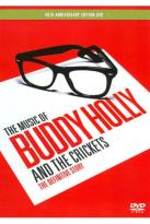 Music Of Buddy Holly & The Crickets: The Definitive Story