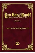 Kyo Kara Maoh! - God (?) Save Our King! - Season 2: Volume 1