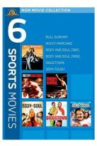 MGM Movie Collection: 6 Sports Movies
