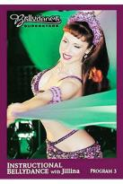 Instructional Bellydance with Jillina - Program 3