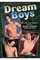 Dream Boys - Bare Naked Centerfolds