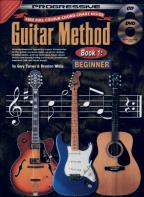 Progressive Guitar Method: Book 1 - Beginner