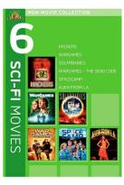 MGM Movie Collection: 6 Sci-Fi Movies