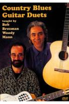 Bob Brozman/Woody Mann: Country Blues Guitar Duets