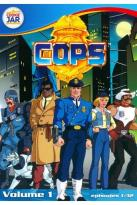 C.O.P.S.: The Animated Series, Vol. 1