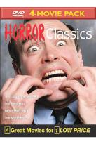 Horror Classics Volume 4 - 4-Movie Pack