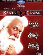Santa Clause - The Complete 3-Movie Collection