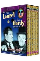 Laurel and Hardy Collection Volume 2:  Alone and Together