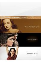 All About Eve/Cleopatra/Norma Rae Triple Feature
