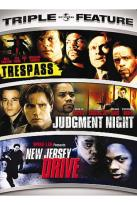 Trespass/Judgment Night/New Jersey Drive