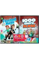 Flushed Away/ 1000 Sing'N Slugs