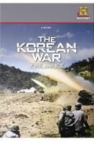 Korean War: Fire And Ice