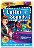Rock 'N Learn - Letter Sounds: Phonics For Beginners