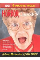 Horror Classics Volume 8 - 4-Movie Pack