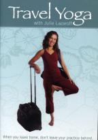 Travel Yoga with Julie Lazaroff