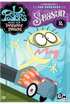 Foster's Home For Imaginary Friends: Complete Season Two