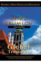 Global Treasures - Cesky Krumlov Czech Republic