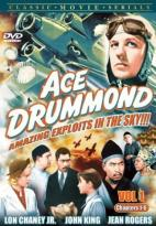 Ace Drummond: Amazing Exploits in the Sky Vol 1. Chapters 1-6