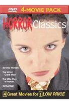 Horror Classics Volume 9 - 4-Movie Pack