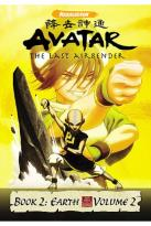 Avatar: The Last Airbender - Book 2: Earth - Vol. 2