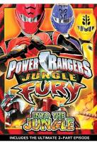 Power Rangers: Jungle Fury - Volume 1